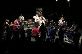 Pößnecker Band auf kleiner Frankreich-Tournee