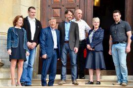 Weckruf für die Pößnecker Städtepartnerschafts-Arbeit